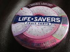 LIFE SAVERS ~ Lifesavers Fruit Tarts PURPLE (1 Sealed Collectors Tin) 3 Flavors