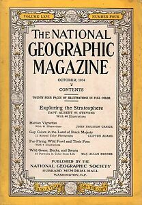 1934-National-Geographic-October-Haiti-Ducks-Geese-Swans-Ballooning
