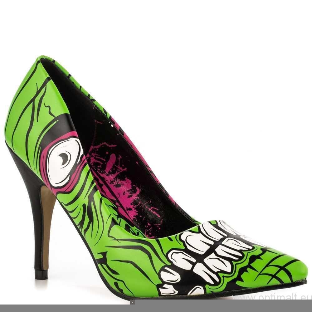 IRON FIST Zombie Stomper Heel