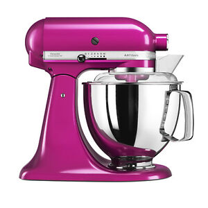 KitchenAid-Artisan-5KSM175PSBRI-4-8-L-Stand-Mixer-Raspberry-Ice
