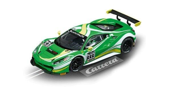 Carrera Digital 132 Ferrari 488 GT3 Rinaldi Racing No.333 30847 Neu  | Moderater Preis