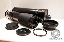 Canon EOS Digital Fit DSLR EF 300mm 900mm Zoom Lens per 500d 550d 600d 700d ecc.