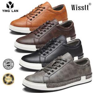 Men-039-s-Fashion-Sneakers-Tennis-Swiss-Stefan-Shoes-Perfect-Casual-Athletic-Shoe-AU
