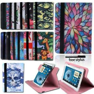 Per-Samsung-Galaxy-Tab-A-7-0-8-0-Tablet-Folio-in-Pelle-Rotante-Stand-Cover-Case