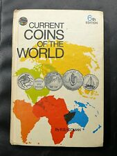 CURRENT COINS OF THE WORLD - By R.S. YEOMAN - 6ème Edition de 1974 - 288 PAGES