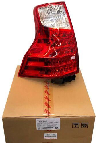 LEXUS OEM FACTORY DRIVERS REAR TAIL LAMP 2010-2013 GX460 81561-60841
