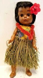 Vintage Souvenir Maui, Hawaii Traditional Dolls, Figurines