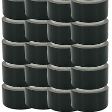 New Super Strong BLACK Duck Duct Gaffa Gaffer Waterproof Cloth Tape 48mmx 50m