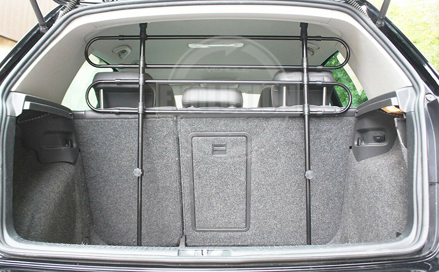 Deluxe Mesh Dog Guard Quilted Boot Liner For Audi A4 /& A6 Estates ALL Years