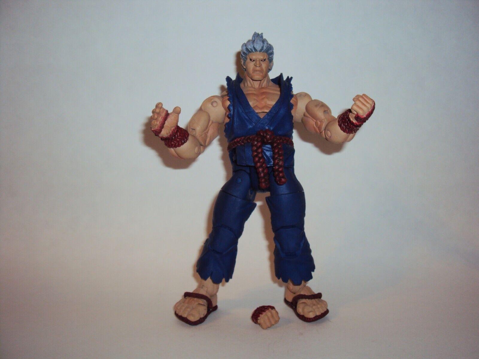 Akuma Alternate Costume Street Fighter 4 IV Neca Figure Capcom Player Select Rd2