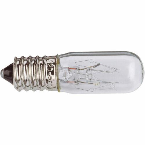 Barthelme 00112615 Small Filament Lamp E14 220-260V 10-15W