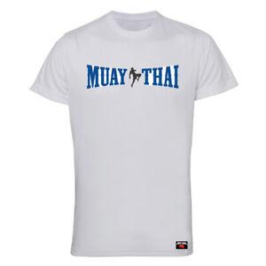 FISTFULL-FITNESS-T-SHIRT-034-MUAY-THAI-2-034-weiss-Gr-M-Kampfsport-Trainingsshirt
