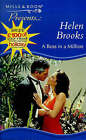 A Boss in a Million by Helen Brooks (Paperback, 1999)