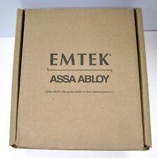 Emtek Assa Abloy 2 34 Door Knob With Lock Key 5122hlolhus26