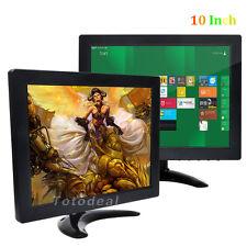 "Good 10"" TFT LCD Color Screen  PC TV Security CCTV Monitor Video DVR Screen DE"