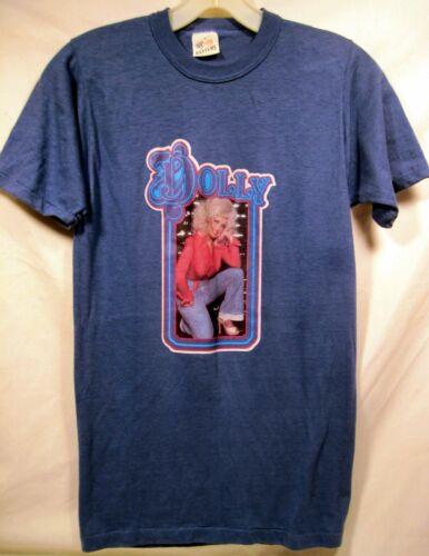Vintage 1978 Original DOLLY PARTON T-SHIRT - Banta