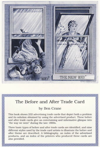 Book The Before and After Trade Card by Ben Crane With /& Without Guide Reference