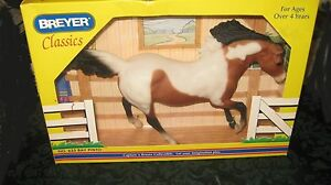 Breyer #633 Bay Classic Pinto Horse 1998 Only..Andalusian Stallion Retired NIB!