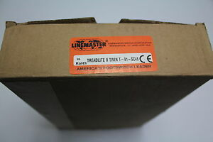 Linemaster-TWIN-T-91-SC48-Treadlite-II-Twin-Foot-Switch-For-Parts-Only