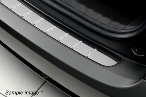 2012-2014 MIRROR POLISHED REAR BUMPER PROTECTOR compatible with FORD EXPLORER