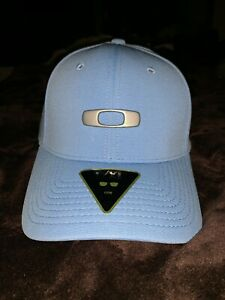 f13eb3824a147 NWOT Oakley Mens Metal Gas Can 2.0 Hat   Cap Size L XL - Ethereal ...