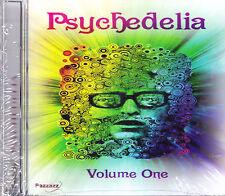 V/A psychedelia volume one CD NEU OVP