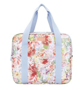 Joules-Picnic-Cool-Bag-White-Floral