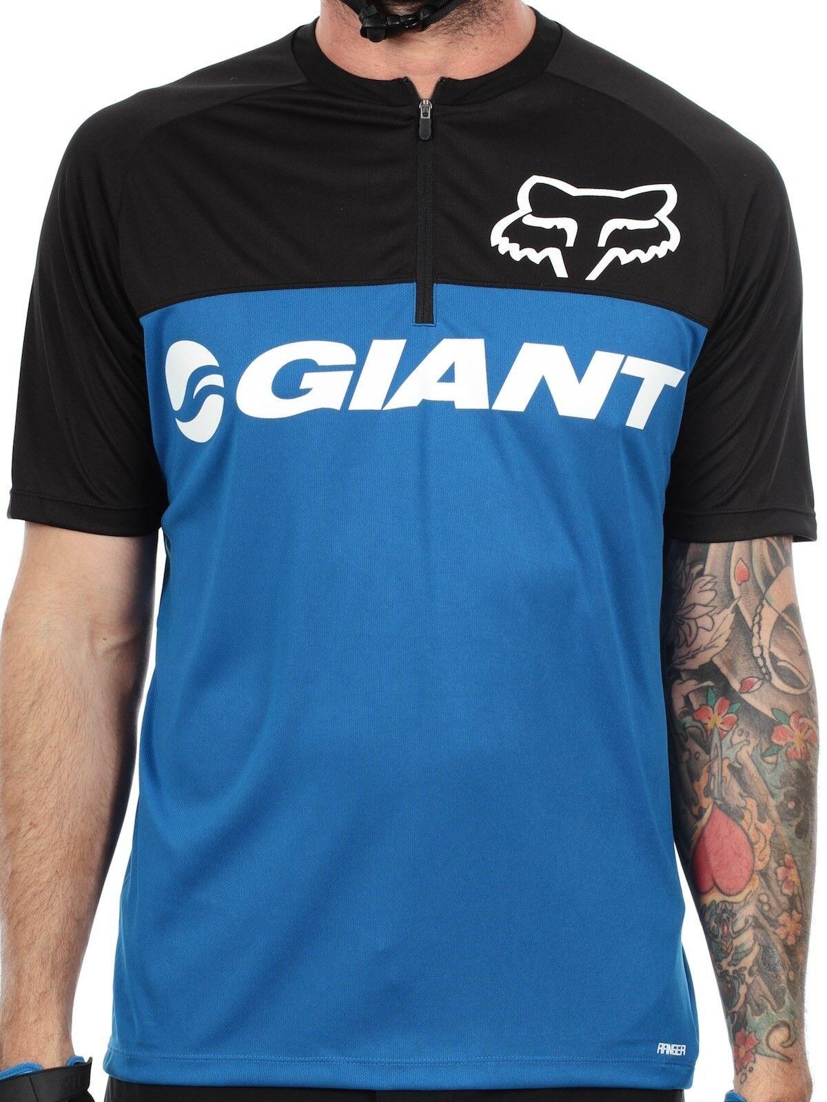 Fox Racing Giant Ranger s s Jersey bluee