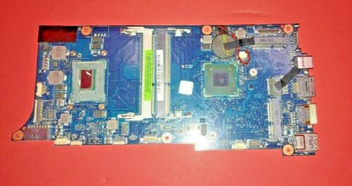 Asus B14Y Laptop Motherboard Intel i5-3317U 1.7GHz CPU 69N0A0M11A03-01 TESTED