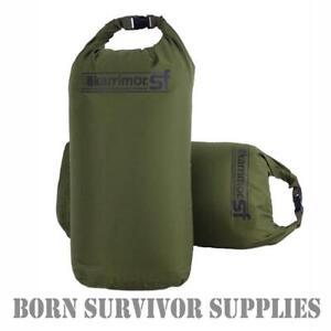 Karrimor-SF-Dry-Bag-Side-Pockets-Waterproof-Bergen-Liner-Daypack-Stuff-Sack-PLCE