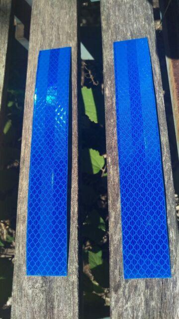 High Intensity Reflective Tape Viny 100mm x 3m Roll