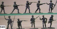 Armies In Plastic 5402 - WW1 Germans in Stalhelm Helmet Plastic Figures kit