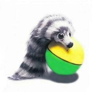 HOT-Pet-Dog-Puppy-Cat-Rolling-Ball-with-Weasel-Motorized-Jump-Alive-Toy-LG