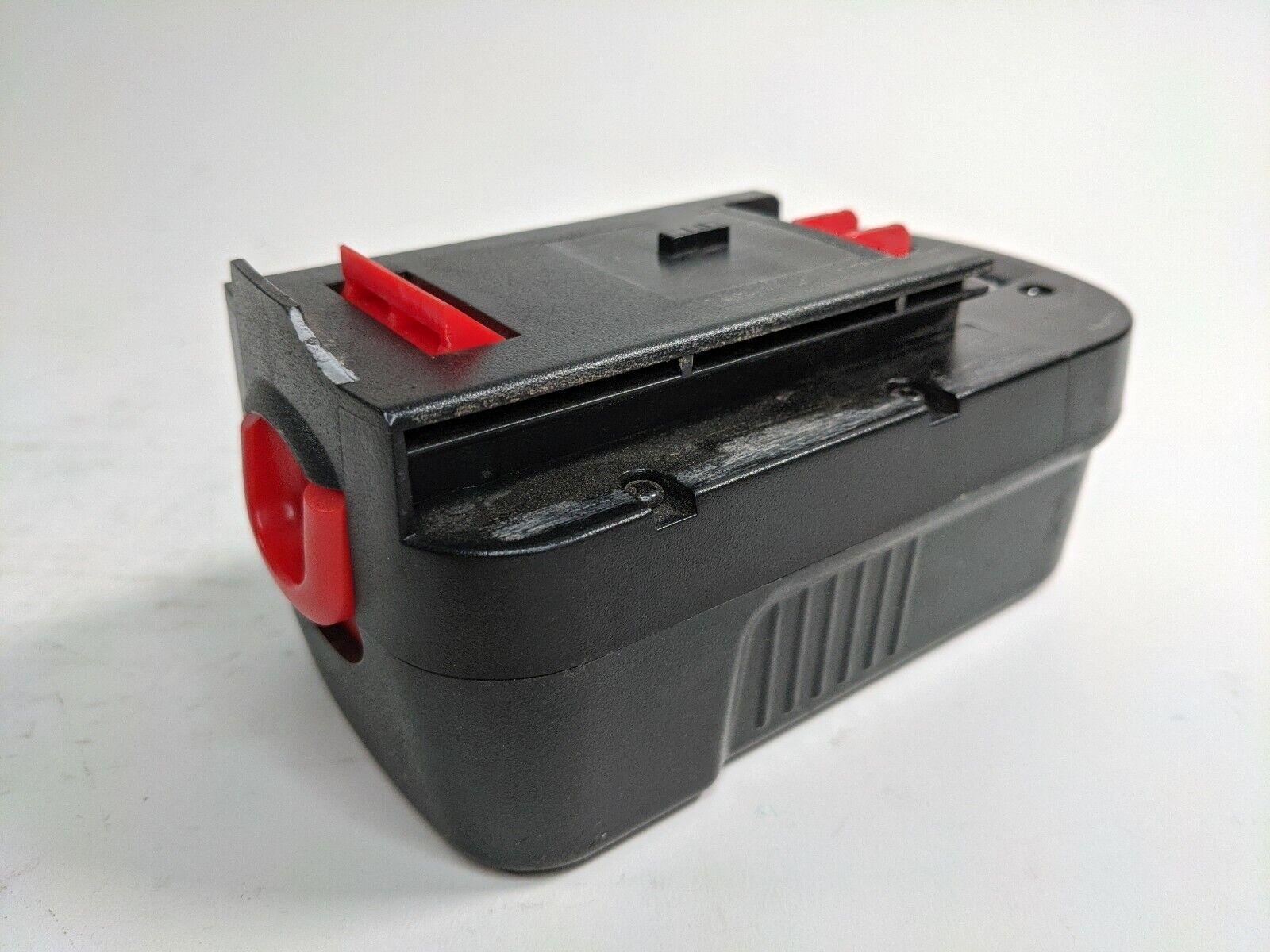 For Black & Decker 18Volt NiMH slide pack battery HPB18/Cosmetic Damage