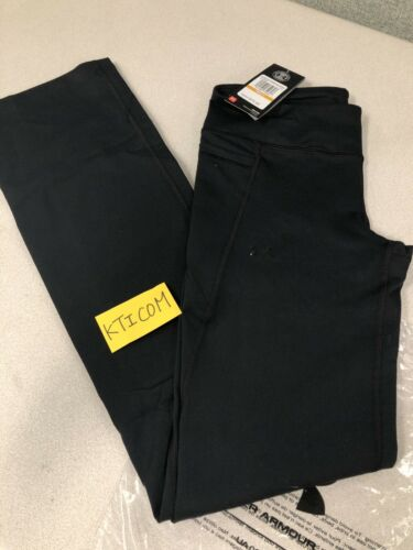 NWT Under Armour Women/'s All Around Modern Boot Pant Size: S L -- M black