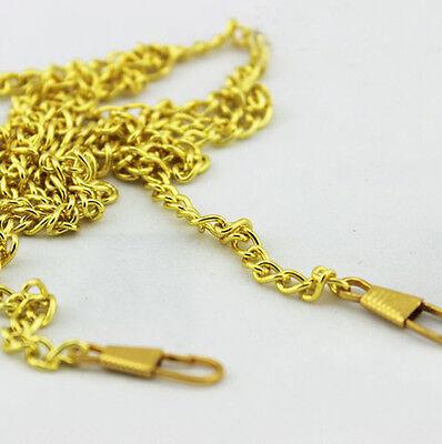 40 60 120CM Smooth Metal Chain for Handbag purse or Shoulder strap bag H61