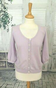 KALIKO-Lilac-Cashmere-cardigan-size-12