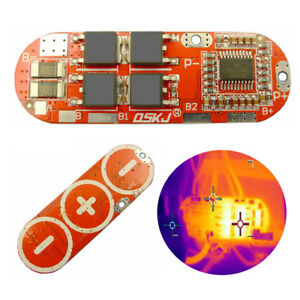 BMS-3S-4S-5S-18650-Lithium-Battery-Protection-Circuit-Charging-Board-Module-New