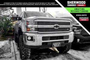 2015 Chevrolet Silverado 3500 LTZ Plus Long Box