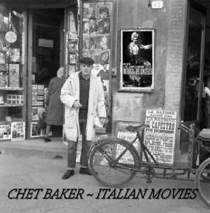 Chet Baker & Piero Umiliani - Italian Movies Nuovo 3 X CD
