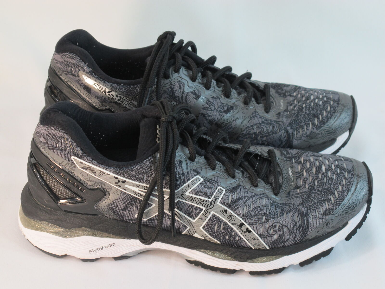 ASICS Gel Kayano 23 Lite-Show Running Running Running shoes Women's Size 6.5 US Excellent Plus af8e71