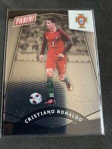 2016/17 Cristiano Ronaldo No88 Soccer ⚽️ Panini The National