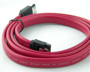 DZ577-new-SATA-External-Shielded-eSATA-to-SATA-F-F-Cable-SA-1-5FT-0-5M