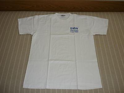 Herren Bmw After Sales Cup 2004 T-shirt, Xl Kaufe Eins, Bekomme Eins Gratis
