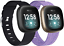 Fitbit Versa 3 Sense Tracker Band Soft Breathable Comfortable Woven Strap 2 Pack