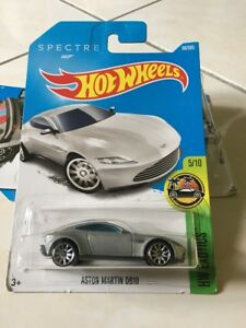 Hot-wheels-Hotwheels-Aston-Martin-DB10-Spectre-007-NEW