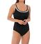 Fantasie-MULTI-San-Remo-Scoop-Back-One-Piece-Swimsuit-US-40DDD-UK-40E miniature 3