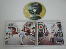 OASIS WHAT'S THE STORY)MORNING GLORY?(SONY MUSIQUE/HELTER SKELTER 481020 2) CD