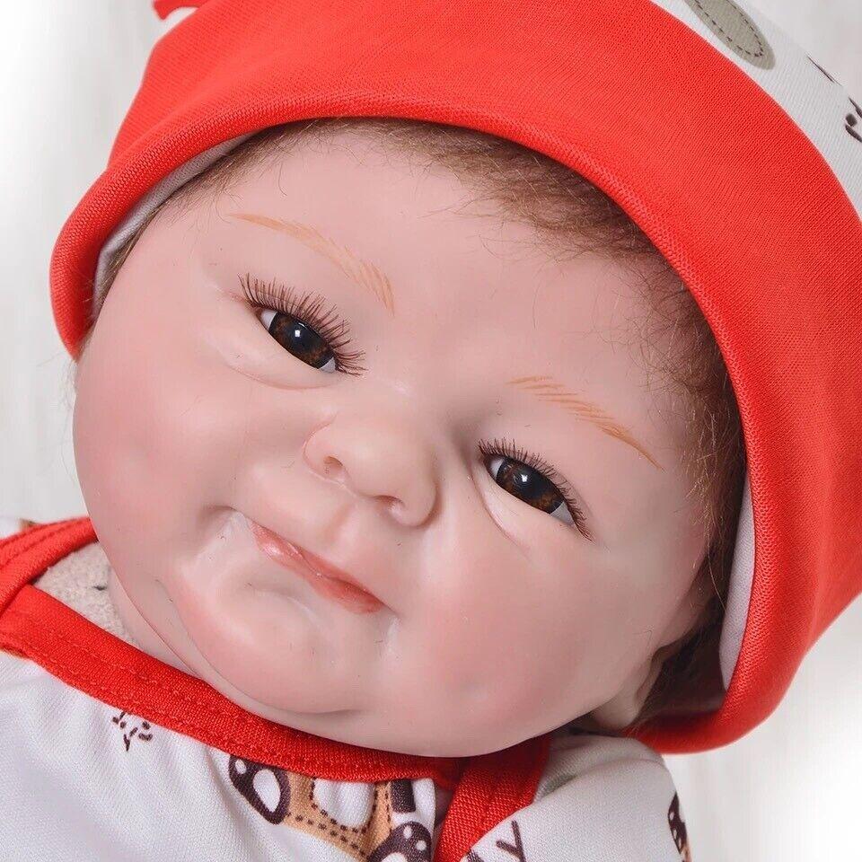Reborn, *NY* håndlavet babydukke