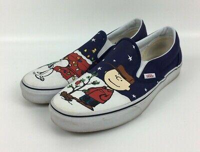 Vans Peanuts Snoopy Charlie Brown